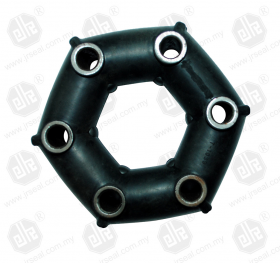 HEXAGON COUPLING JRST