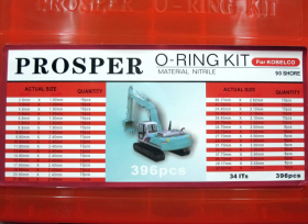 KOBELCO O-RING KITS (90~)